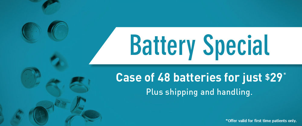Hearing Aid Batteries Stockton disclaimer
